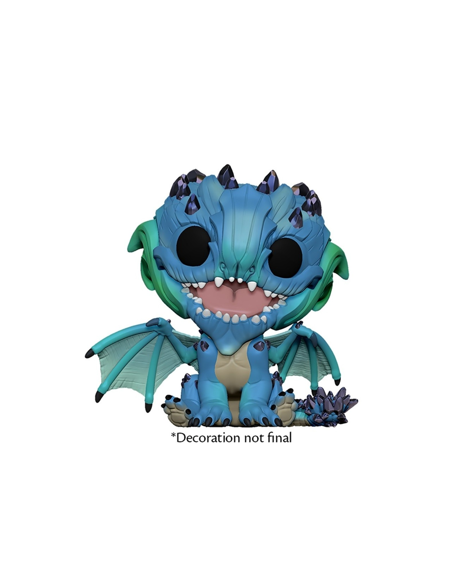 FUNKO POP GUILD WARS BABY AURENE VINYL FIG