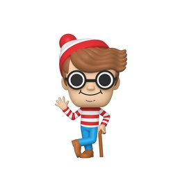 FUNKO POP WHERE'S WALDO WALDO