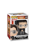 FUNKO POP ICONS STEPHEN KING VINYL FIG