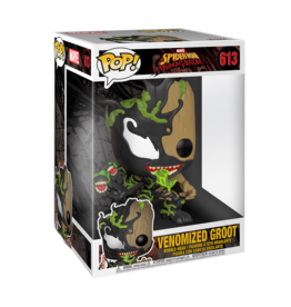 "FUNKO POP MARVEL MAX VENOM GROOT  10""  VINYL FIG"