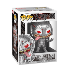 FUNKO POP MARVEL VENOMIZED ULTRON VINYL FIG