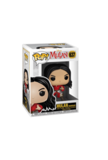 FUNKO POP DISNEY MULAN WARRIOR MULAN