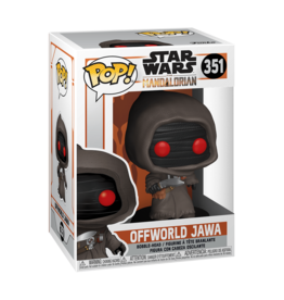 FUNKO POP STAR WARS MANDALORIAN OFFWORLD JAWA