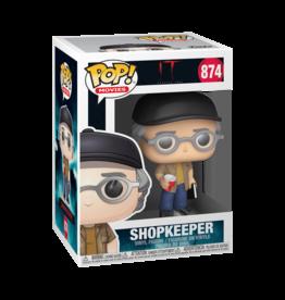 FUNKO POP MOVIES IT 2 SHOPKEEPER (STEPHEN KING)