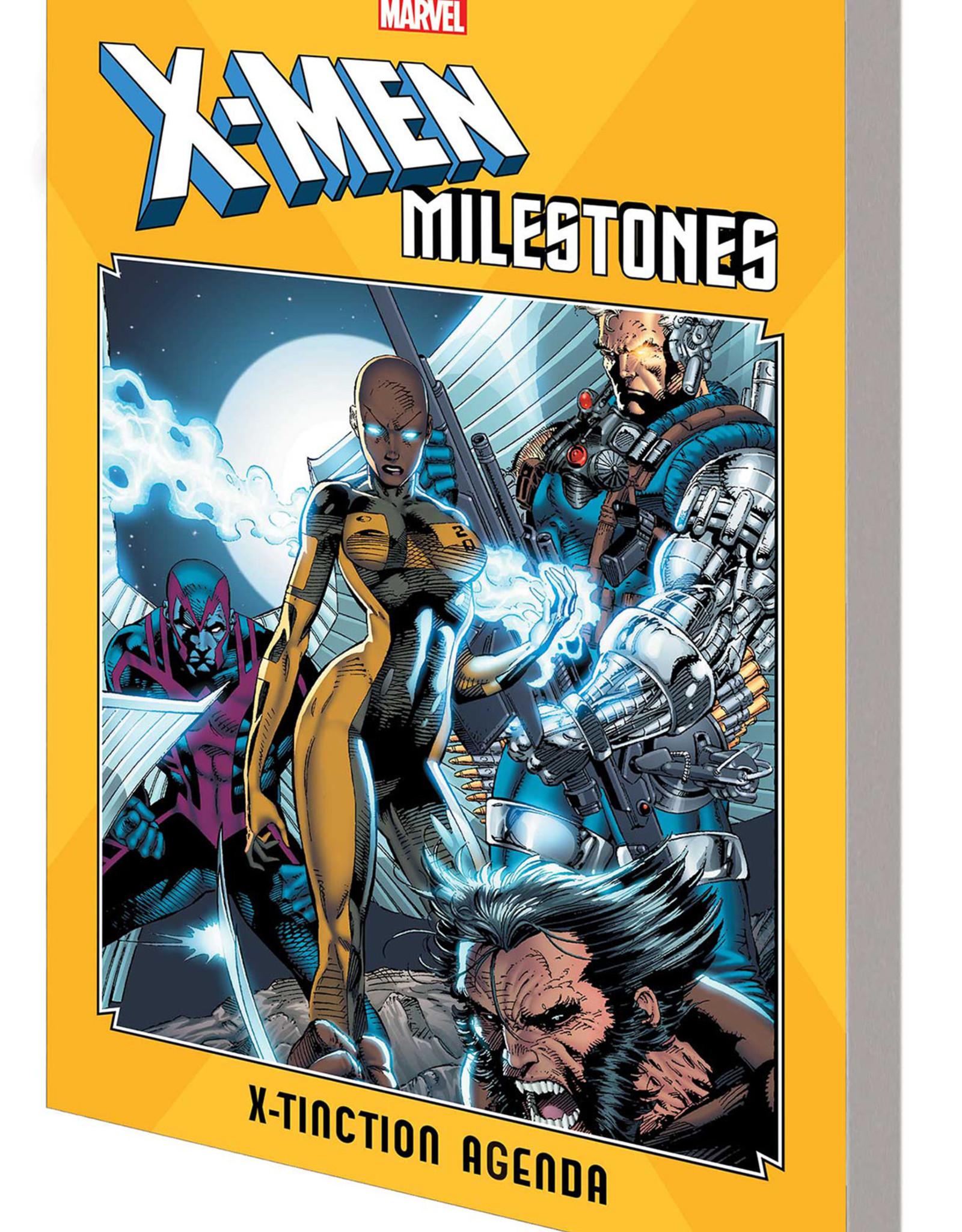 MARVEL COMICS X-MEN MILESTONES TP X-TINCTION AGENDA