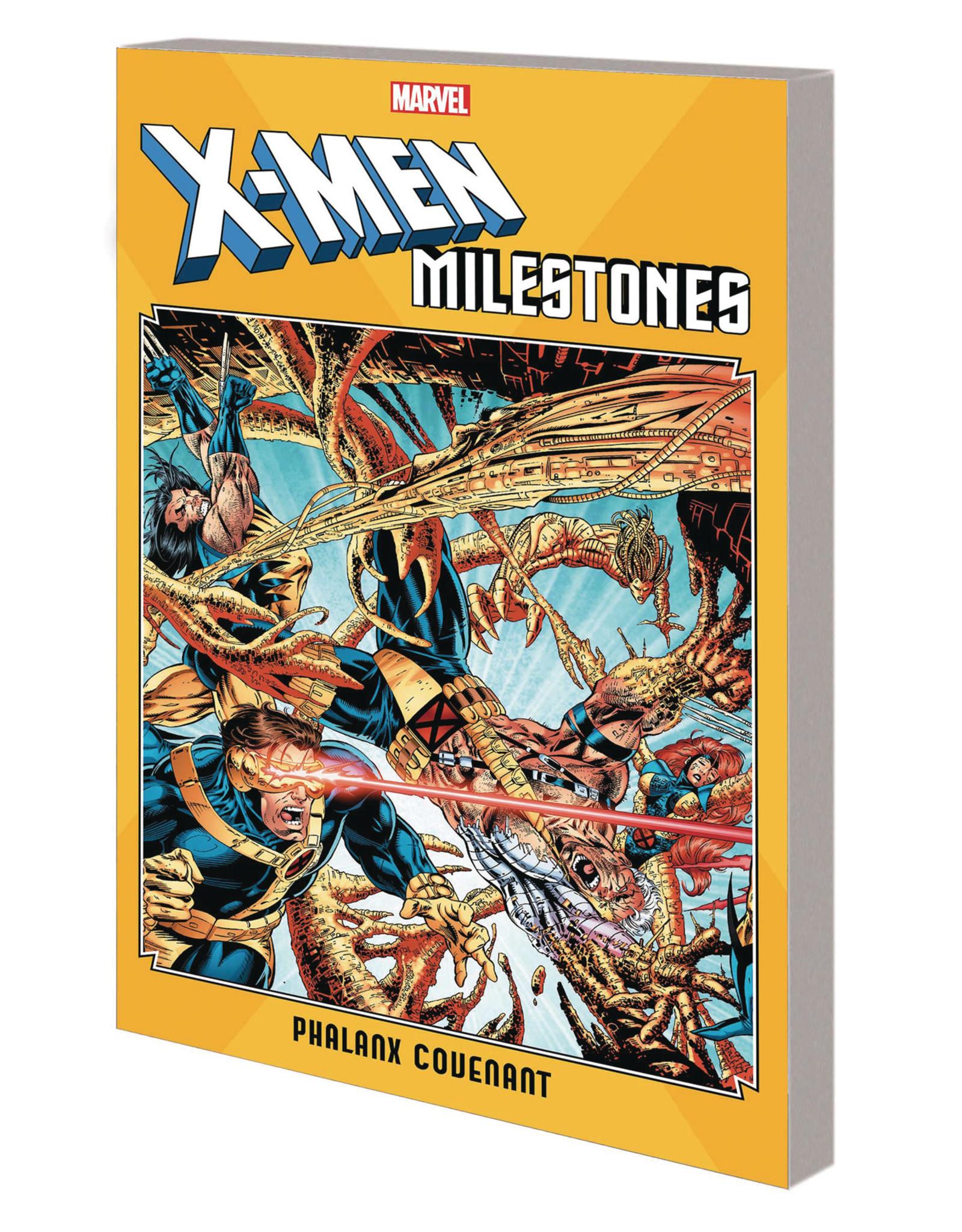 MARVEL COMICS X-MEN MILESTONES TP PHALANX COVENANT