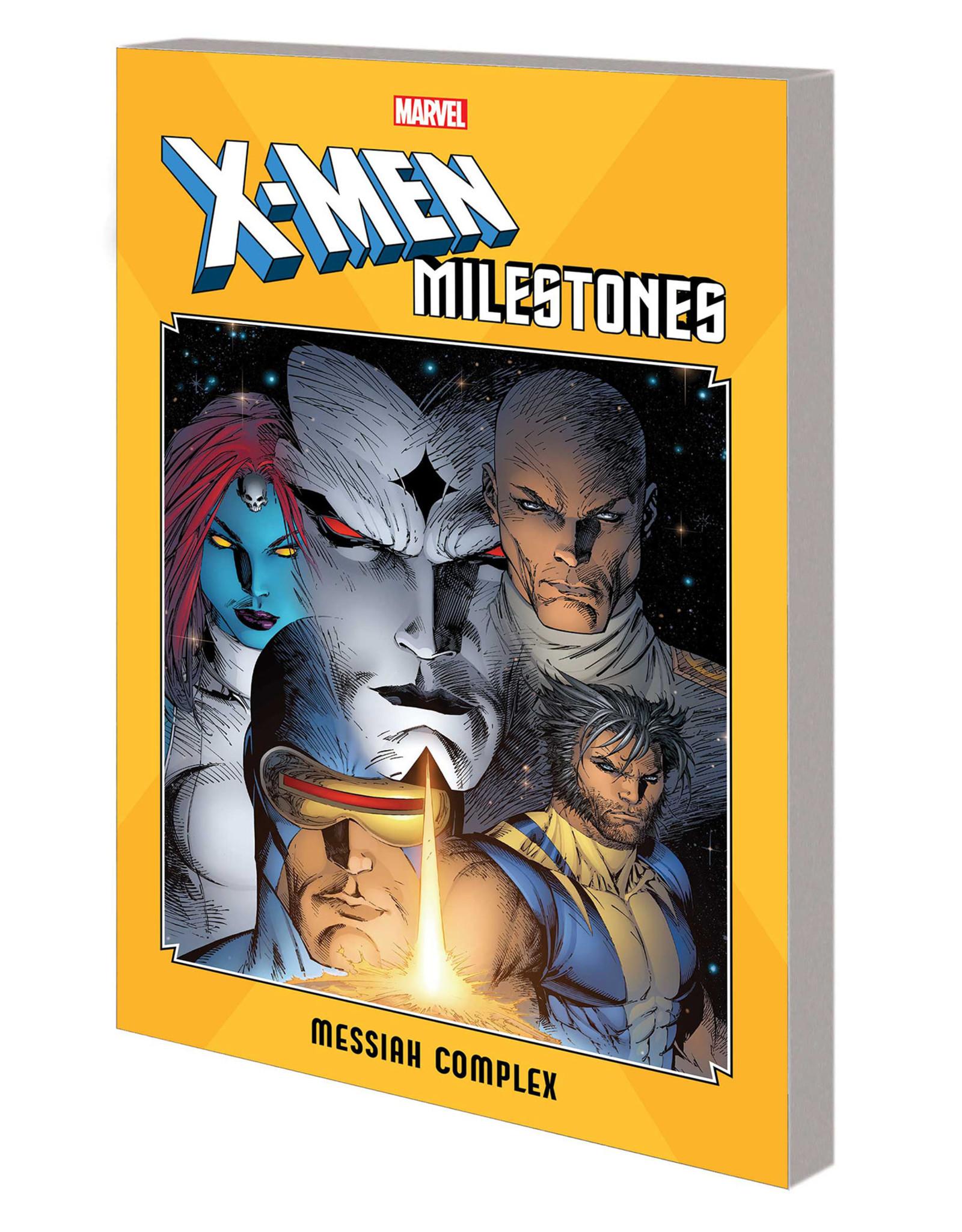 MARVEL COMICS X-MEN MILESTONES TP MESSIAH COMPLEX