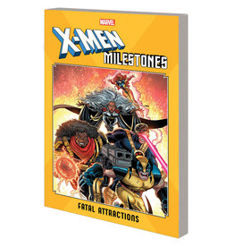 MARVEL COMICS X-MEN MILESTONES TP FATAL ATTRACTIONS