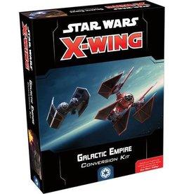 FANTASY FLIGHT GAMES STAR WARS X-WING 2ND EDITION - GALACTIC EMPIRE CONVERSION KIT