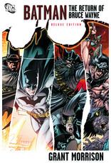 DC COMICS BATMAN THE RETURN OF BRUCE WAYNE DELUXE ED HC