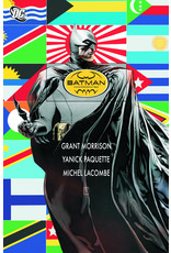 DC COMICS BATMAN INCORPORATED DELUXE HC VOL 01