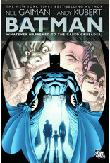 DC COMICS BATMAN WHATEVER HAPPENED TO THE CAPED CRUSADER TP