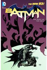 DC COMICS BATMAN HC THE NIGHT OF THE OWLS