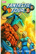 MARVEL COMICS FANTASTIC FOUR BY JONATHAN HICKMAN TP VOL 01