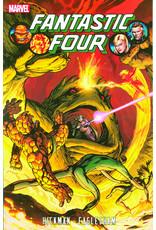 MARVEL COMICS FANTASTIC FOUR BY JONATHAN HICKMAN TP VOL 02