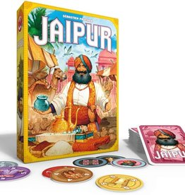 ASMODEE JAIPUR CARD GAME 2019 EDITION