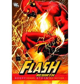 DC COMICS FLASH REBIRTH HC