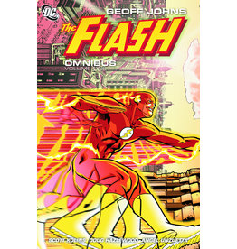 DC COMICS FLASH OMNIBUS BY GEOFF JOHNS HC VOL 01