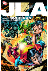 DC COMICS JLA TP VOL 01