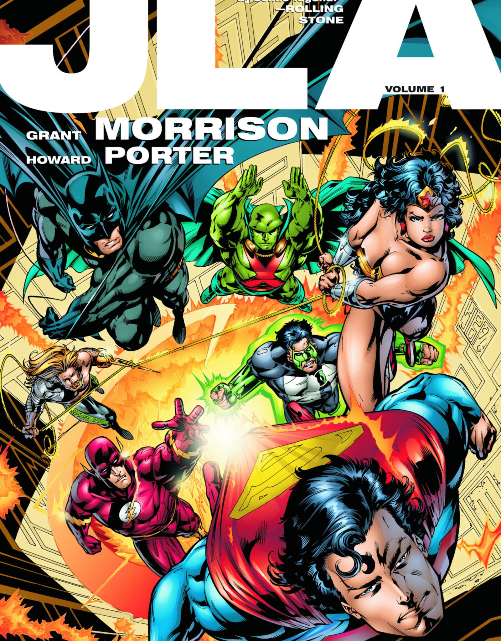 DC COMICS JLA TP VOL 01