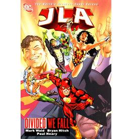 DC COMICS JLA TP VOL 08 DIVIDED WE FALL