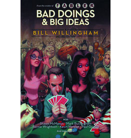 DC COMICS BAD DOINGS BIG IDEAS A BILL WILLINGHAM DLX HC