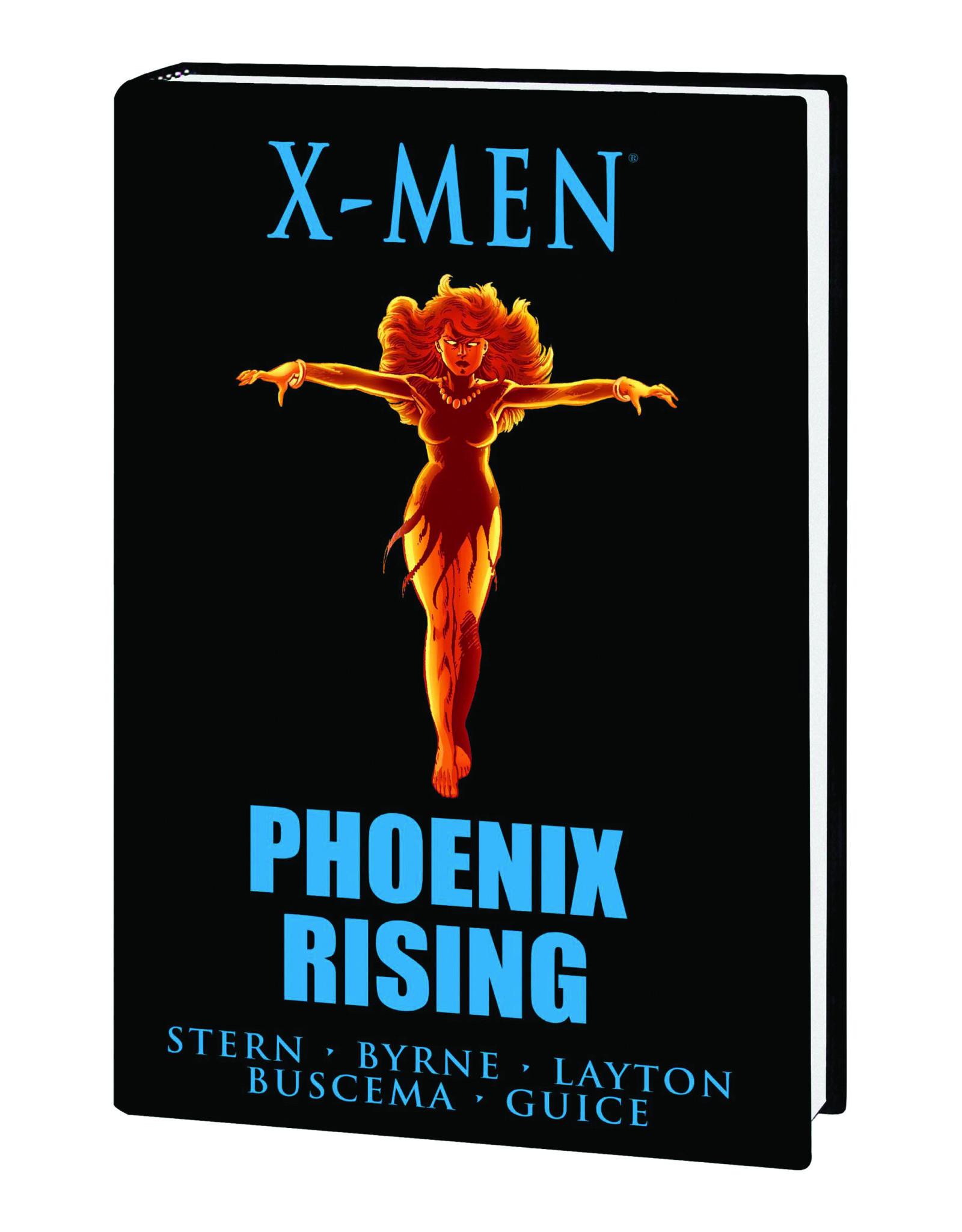 MARVEL COMICS X-MEN PREM HC PHOENIX RISING