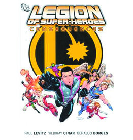 DC COMICS LEGION OF SUPER HEROES HC VOL 02 CONSEQUENCES