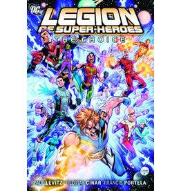 DC COMICS LEGION OF SUPER HEROES HC VOL 01 THE CHOICE