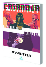 MARVEL COMICS CASANOVA VOL 03 AVARITIA TP