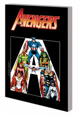 MARVEL COMICS AVENGERS TP BOOK 01 ABSOLUTE VISION