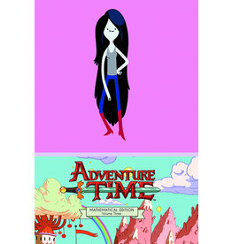BOOM! STUDIOS ADVENTURE TIME MATHEMATICAL ED HC VOL 03