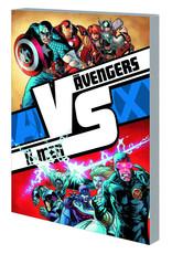 MARVEL COMICS AVENGERS VS X-MEN TP VS