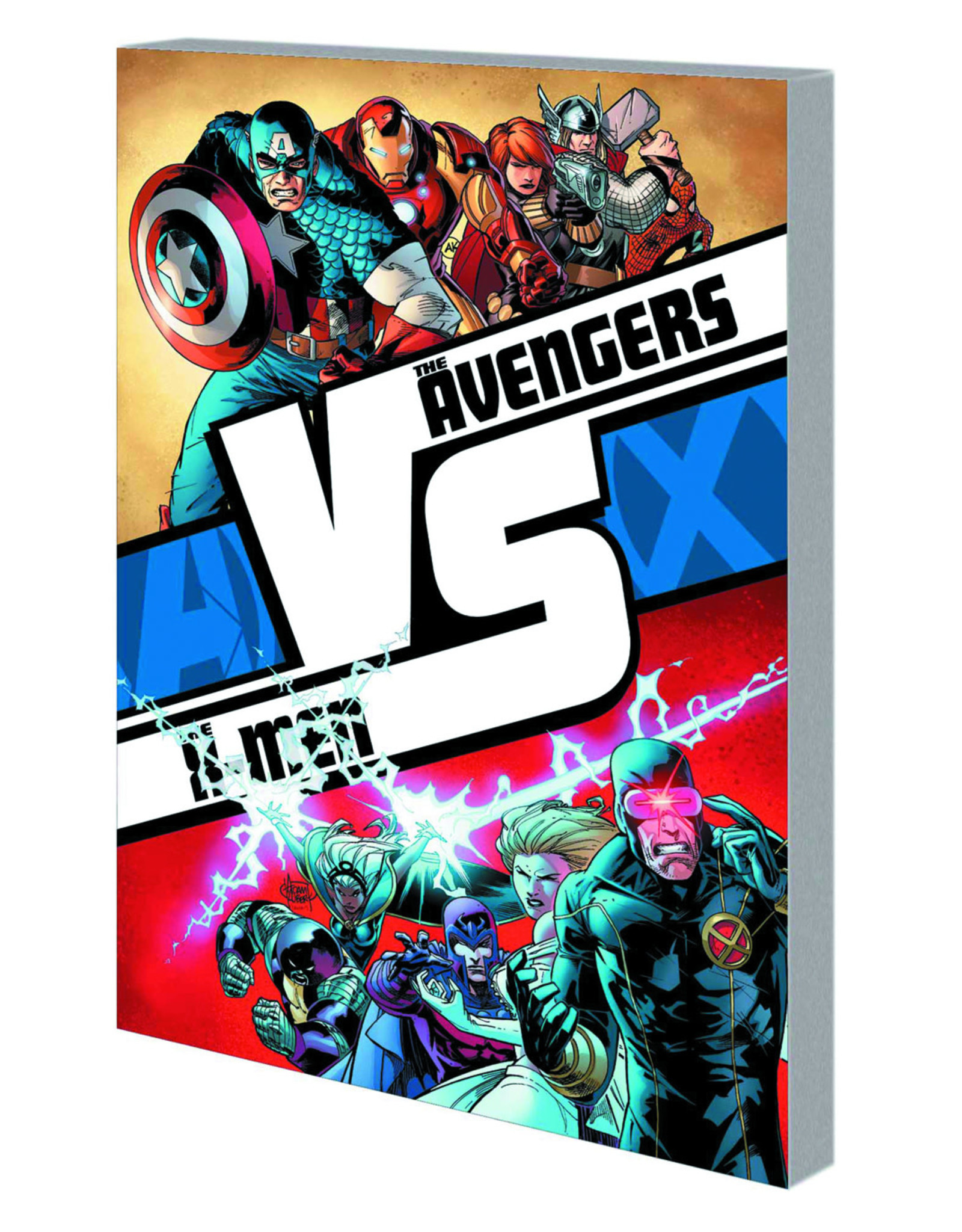 MARVEL COMICS AVENGERS VS X-MEN TP VS