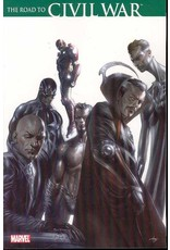 MARVEL COMICS CIVIL WAR ROAD TO CIVIL WAR TP