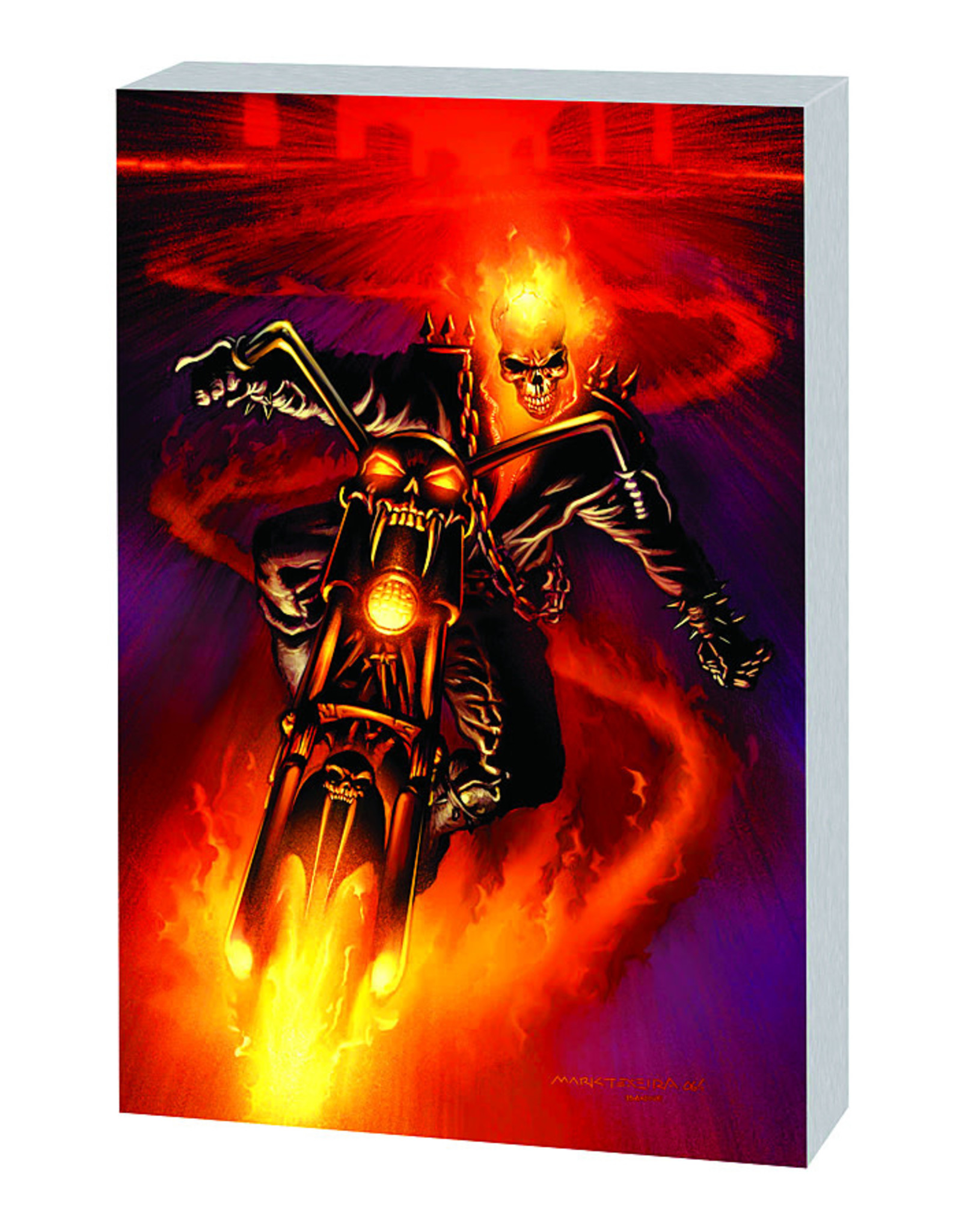 MARVEL COMICS GHOST RIDER BY DANIEL WAY ULTIMATE COLLECTION TP