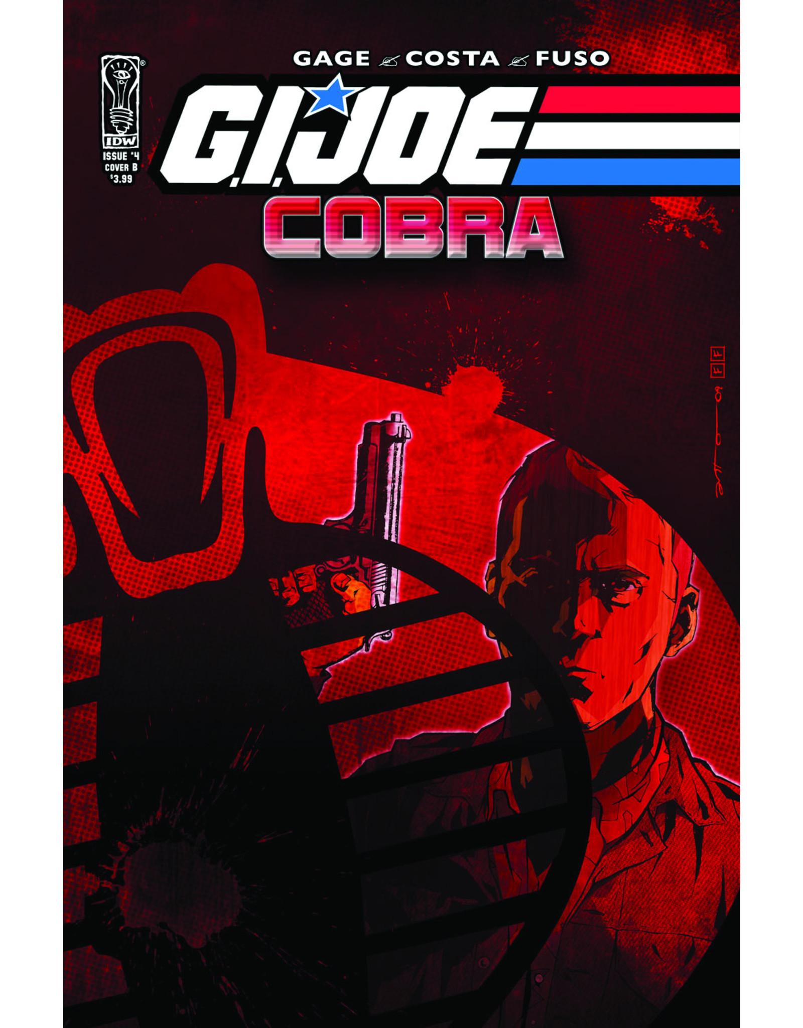 IDW PUBLISHING GI JOE COBRA TP VOL 01