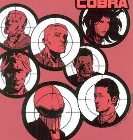 IDEA & DESIGN WORKS LLC GI JOE COBRA TP VOL 04 DEATH OF COBRA COMMANDER
