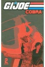 IDW PUBLISHING GI JOE COBRA TP VOL 02