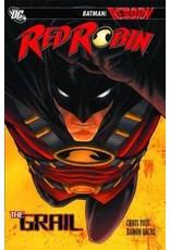 DC COMICS RED ROBIN VOL 01 THE GRAIL TP