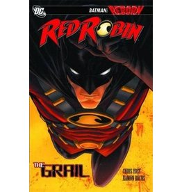 DC COMICS RED ROBIN VOL 01 THE GRAIL TP (OUT OF PRINT)
