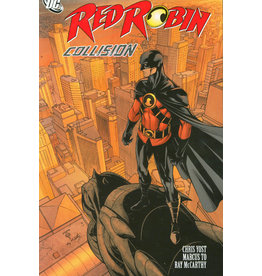 DC COMICS RED ROBIN VOL 02 COLLISION TP (OUT OF PRINT)