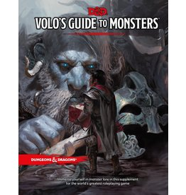 WIZARDS OF THE COAST D&D 5TH EDITION VOLO'S GUIDE TO MONSTERS LE