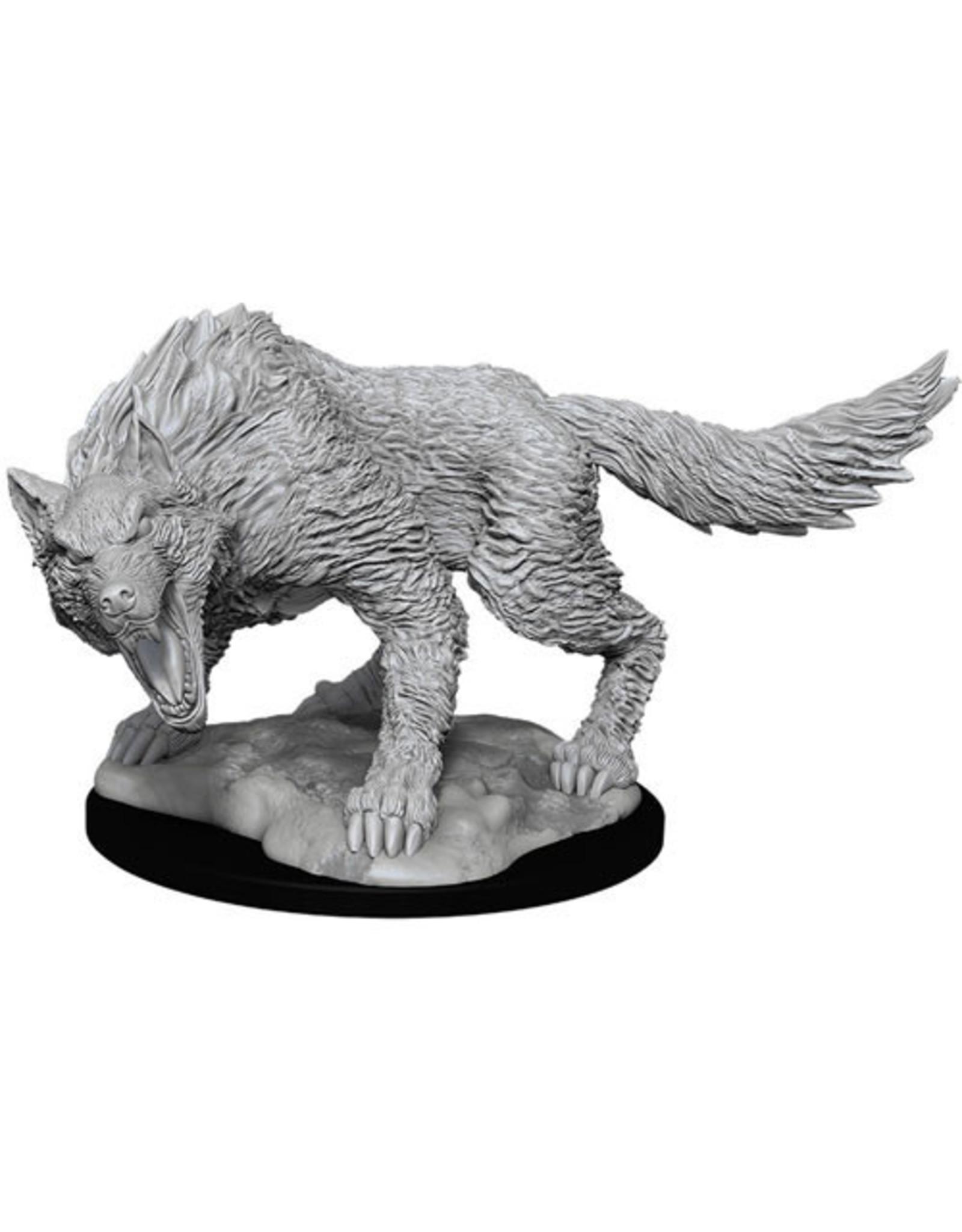 WIZARDS OF THE COAST D&D NOLZURS MARVELOUS WINTER WOLF