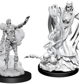 WIZARDS OF THE COAST D&D NOLZURS MARVELOUS LICH & MUMMY LORD