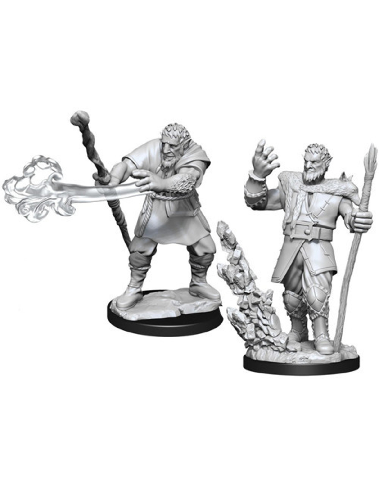 WIZARDS OF THE COAST D&D NOLZURS MARVELOUS FIRBOLG DRUID