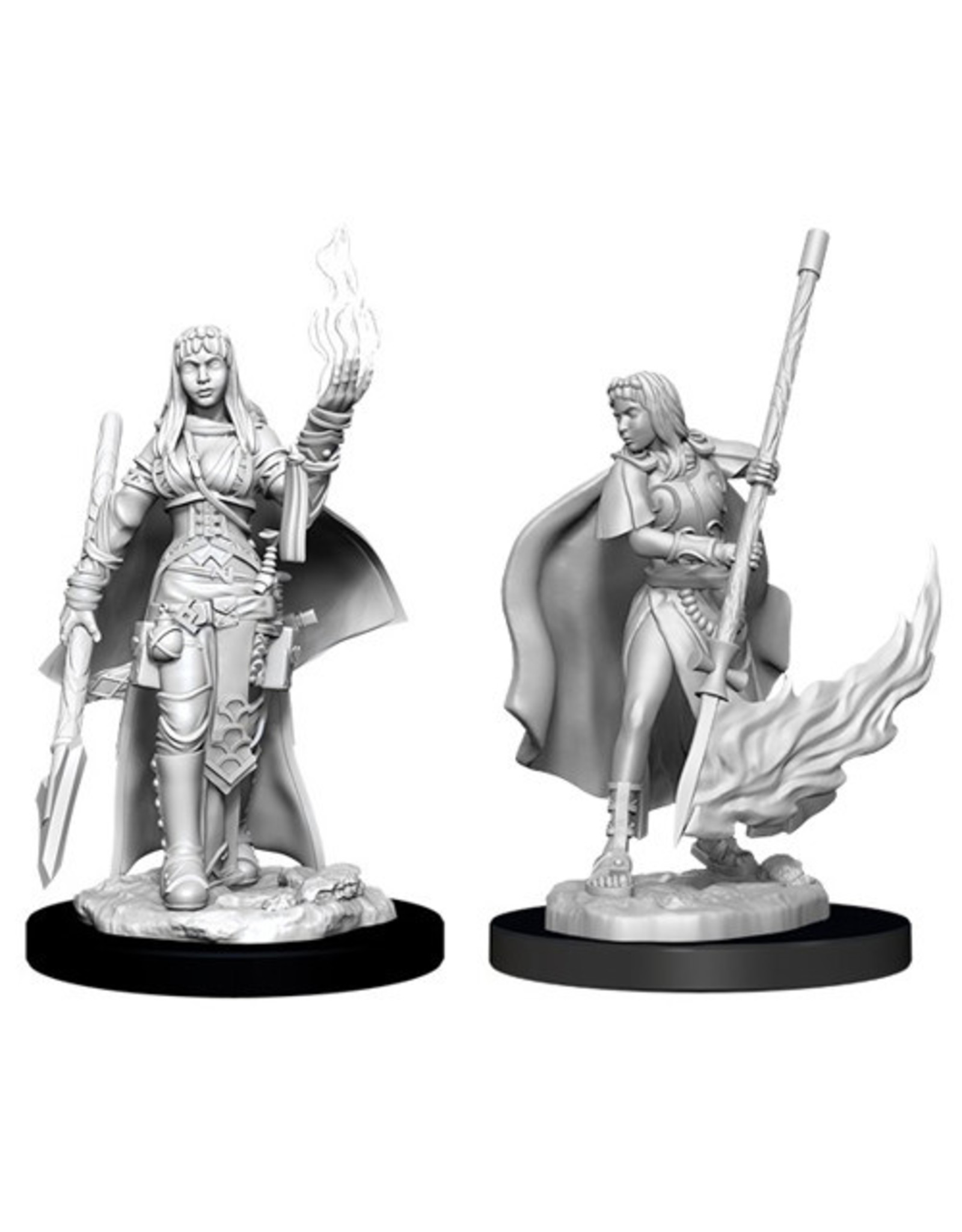 WIZARDS OF THE COAST D&D NOLZURS MARVELOUS FEMALE HUMAN ORACLE (MAGIC USER) W11