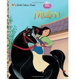 Penguin Random House MULAN LITTLE GOLDEN BOOK