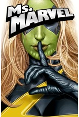 MARVEL COMICS MS MARVEL PREM HC 5 SECRET INVASION