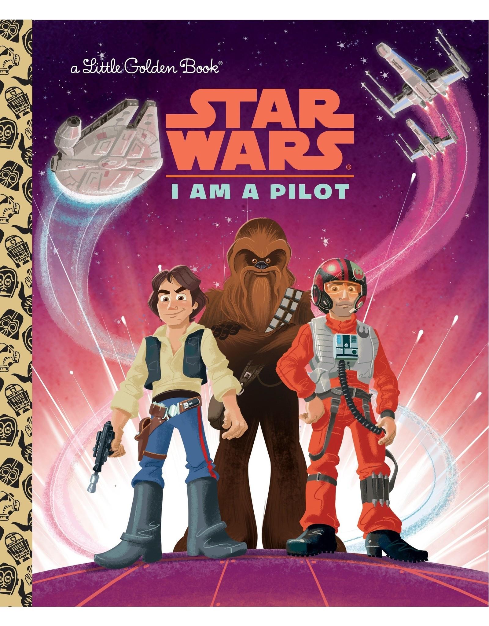 I AM A PILOT (STAR WARS) LITTLE GOLDEN BOOK